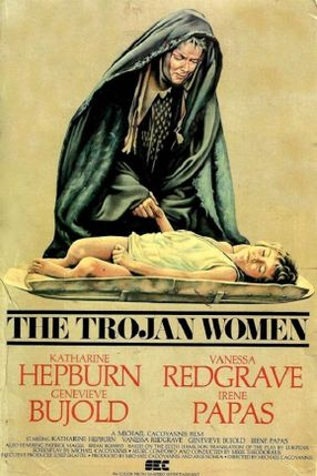 Poster: Die Troerinnen