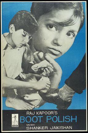 Poster: Boot Polish