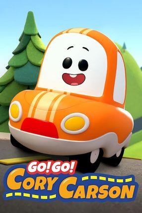 Poster: Go! Go! Cory Carson