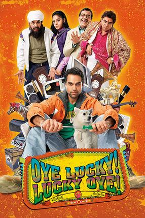 Poster: Oye Lucky! Lucky Oye!