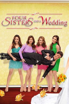Poster: Four Sisters and a Wedding