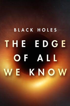 Poster: Schwarze Löcher - Die Grenzen unseres Wissens