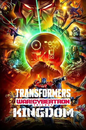 Poster: Transformers: War for Cybertron: Kingdom