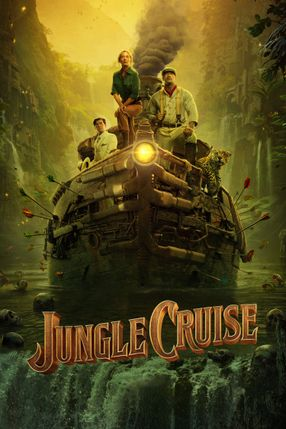Poster: Jungle Cruise