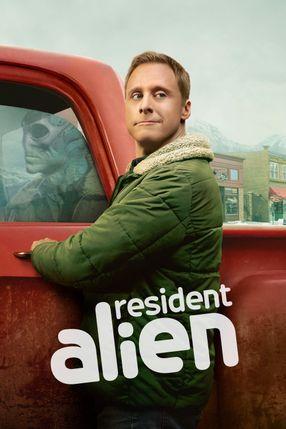 Poster: Resident Alien