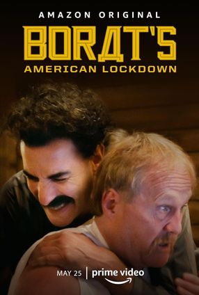 Poster: Borats American Lockdown & Borat entlarvt