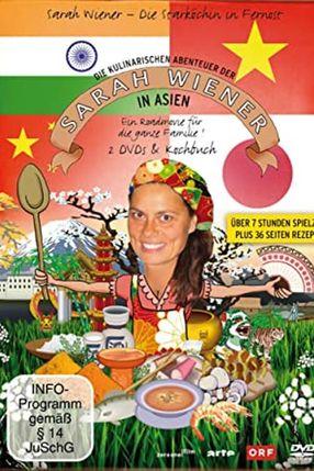 Poster: Die kulinarischen Abenteuer der Sarah Wiener in Asien