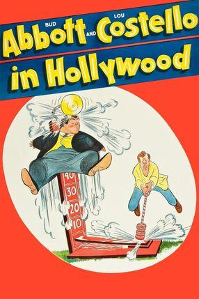 Poster: Abbott und Costello in Hollywood