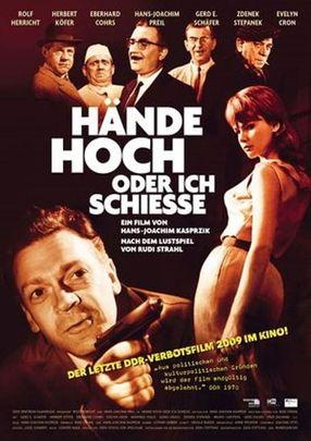 Poster: Hände hoch oder ich schieße