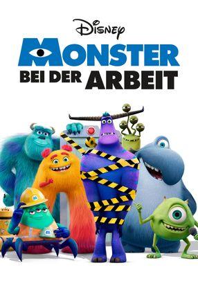 Poster: Monster bei der Arbeit
