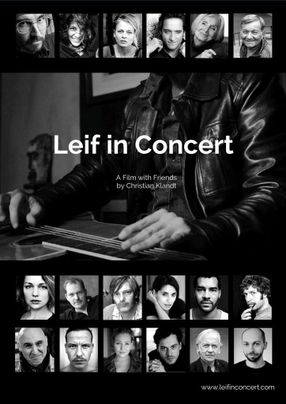 Poster: Leif in Concert - Vol.2​