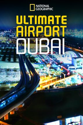 Poster: Ultimate Airport Dubai