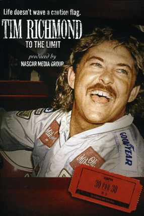 Poster: Tim Richmond: To the Limit