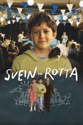 Poster: Svein og Rotta