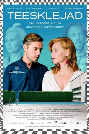 Poster: Pretenders