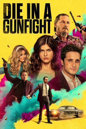 Poster: Die in a Gunfight