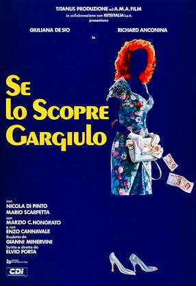 Poster: Se lo scopre Gargiulo