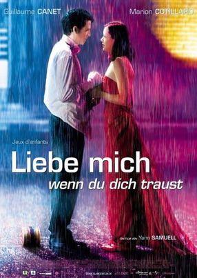 Poster: Liebe mich wenn du dich traust