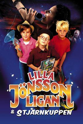 Poster: Lilla Jönssonligan & stjärnkuppen