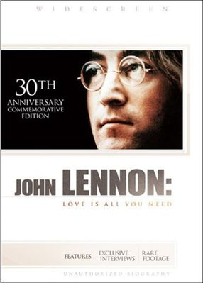 Poster: John Lennon: Love is All You Need