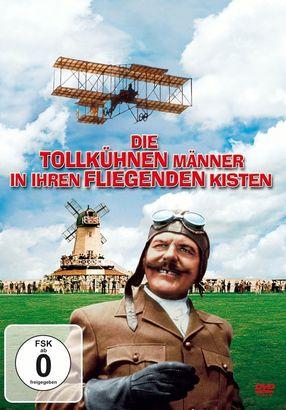 Poster: Die Tollkühnen Männer In Ihren Fliegenden Kisten