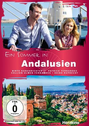 Poster: Ein Sommer in Andalusien