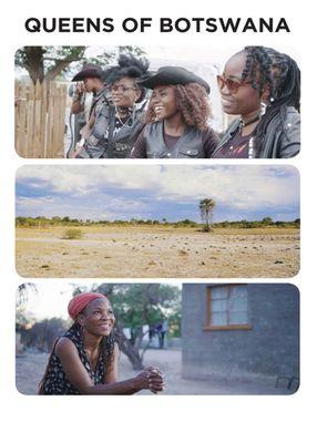 Poster: Queens of Botswana