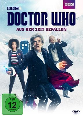 Poster: Doctor Who: Aus der Zeit gefallen