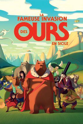Poster: La fameuse invasion des ours en Sicile