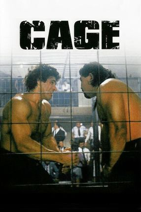 Poster: Cage Fighter