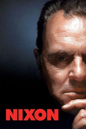 Poster: Nixon - Der Untergang eines Präsidenten