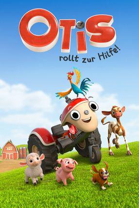 Poster: Otis rollt zur Hilfe!