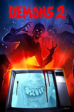 Poster: Dämonen 2