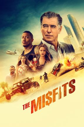 Poster: The Misfits