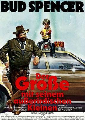 Poster: Der Große mit seinem außerirdischen Kleinen
