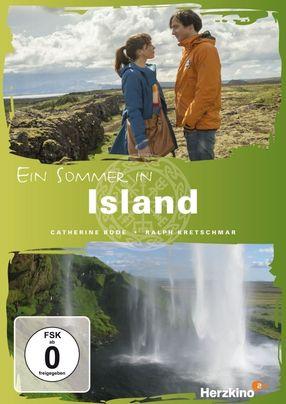 Poster: Ein Sommer in Island