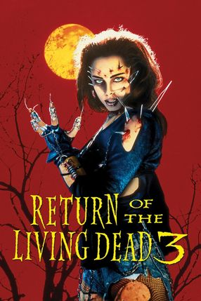 Poster: Return of the Living Dead III