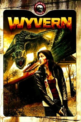 Poster: Wyvern - Rise of the Dragon