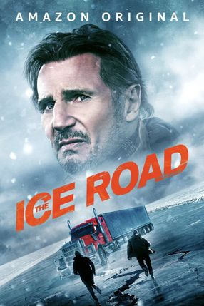 Poster: The Ice Road
