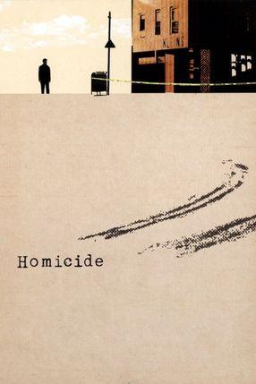 Poster: Homicide - Mordkommission