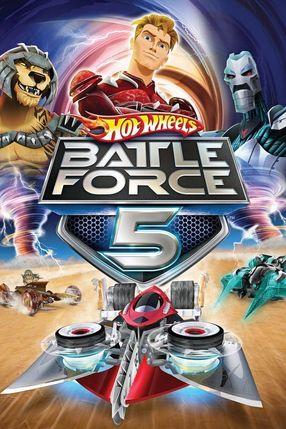 Poster: Hot Wheels Battle Force 5