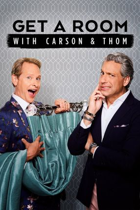 Poster: Get a Room with Carson & Thom