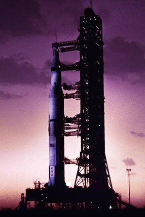Poster: Countdown to Apollo