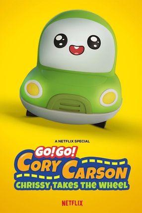 Poster: Go! Go! Cory Carson: Chrissy Takes the Wheel