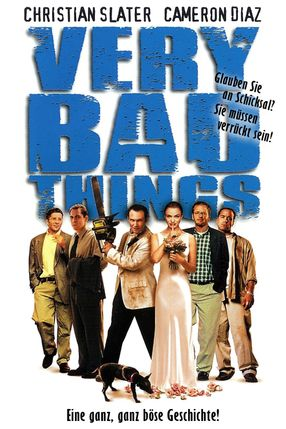 Poster: Very Bad Things - Albtraum ohne Ende