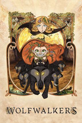 Poster: Wolfwalkers