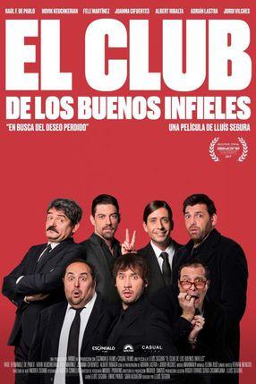 Poster: El club de los buenos infieles