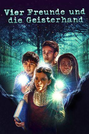 Poster: Vier Freunde und die Geisterhand