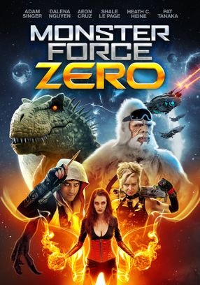 Poster: Monster Force Zero