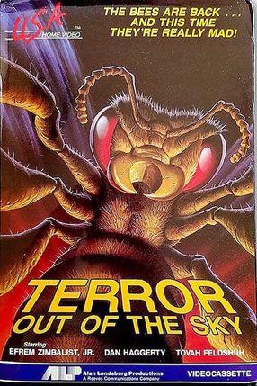 Poster: Terror aus den Wolken - Killer Bienen 2